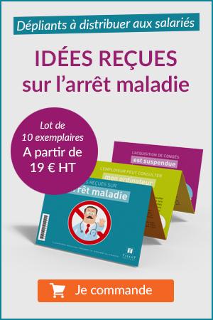 Arret De Travail Editions Tissot